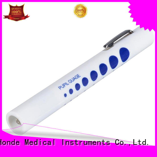 lcd cheap otoscope disposable hospital Honde