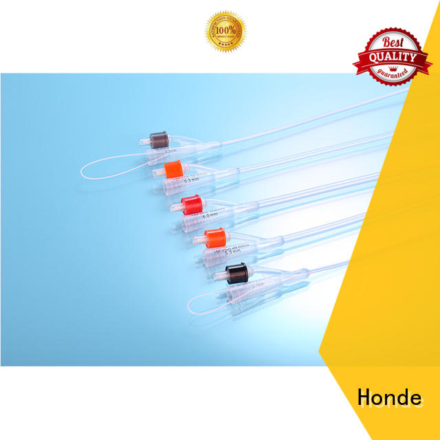 Honde foley nelaton catheter manufacturers for clinic