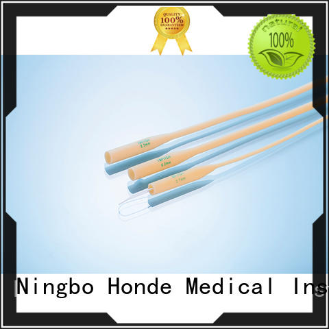 Honde professional all silicone foley catheter for business for clinic