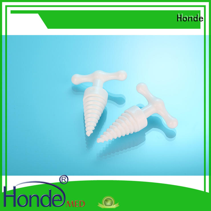 disposable nebulizer mask reservoir for hospital Honde