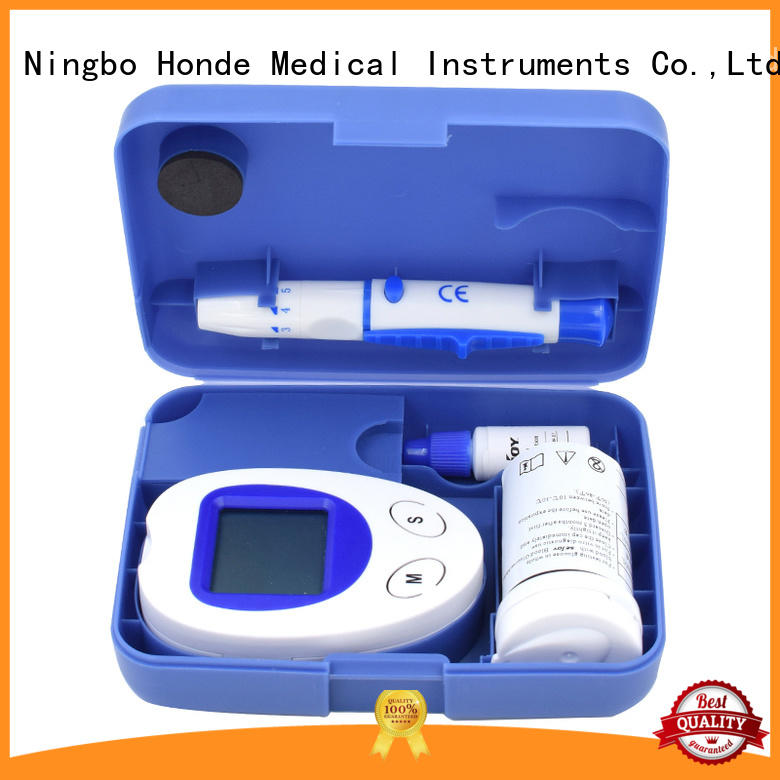 Honde glucose diagnostic instruments supply for medical office