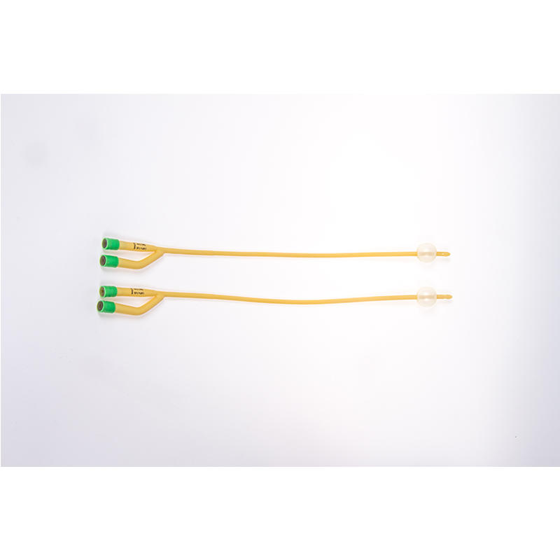 Disposable hysterography Catheter