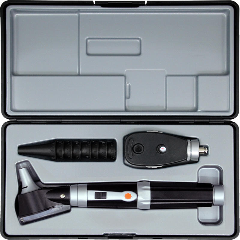 Optic Otoscope Ophthalmoscope Diagnostic Set