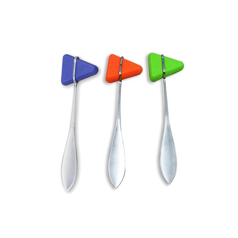 Trigonal neurological reflex hammer