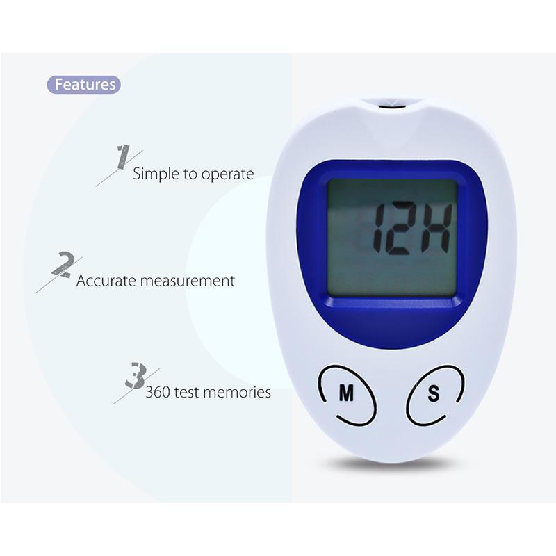 Blood Glucose Meter HD-DIA060