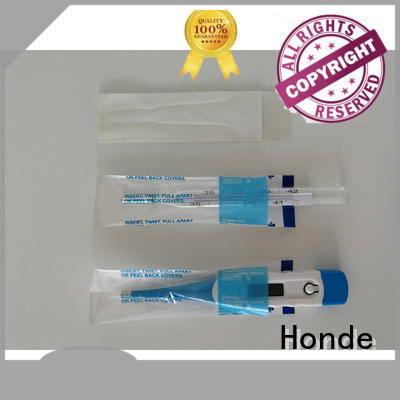 Honde medical mercury thermometer company for home health