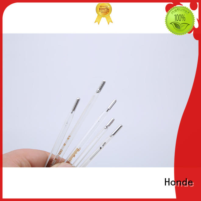 Honde rigid body temperature thermometer supply for medical office