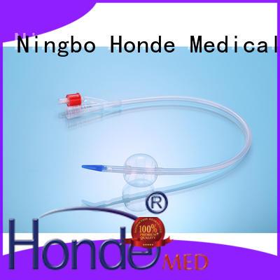 Tiemann Silicone Foley Catheter