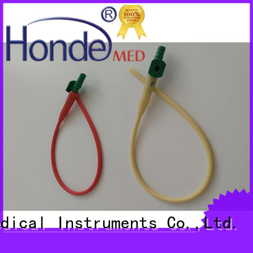 foley catheter tubing hddis016 for laboratory Honde