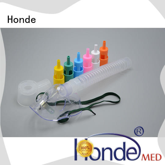 durable nebulizer mask external accessories for hospital