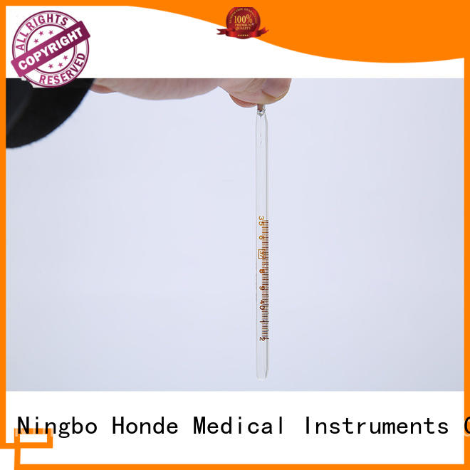 Honde disposable digital thermometer for adults for fever clinic