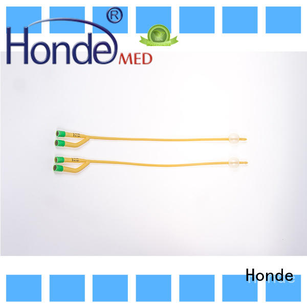 Honde hddis034 3 way foley catheter tools for clinic