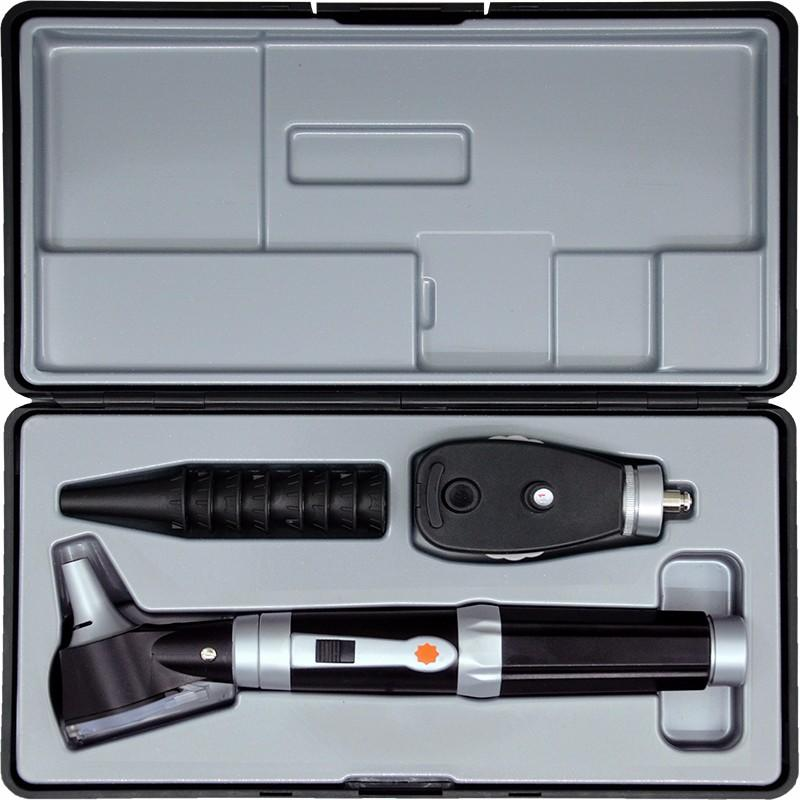 Optic Otoscope Ophthalmoscope Diagnostic Set-1