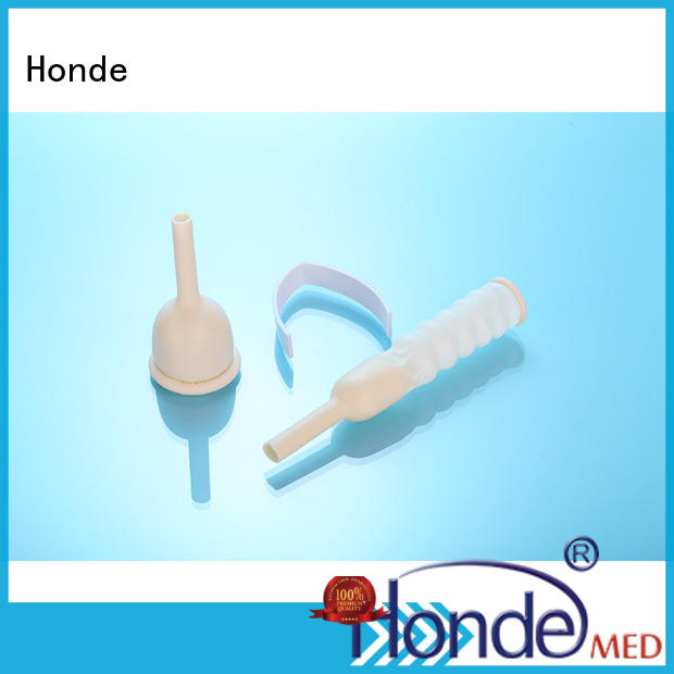 Honde malecot 3 way catheter for women for laboratory