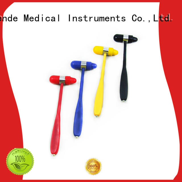 Honde neurological knee reflex hammer supply for clinic