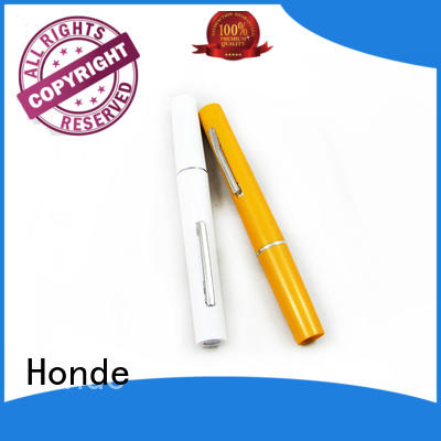 Honde meter disposable penlight factory for medical office