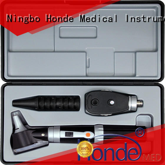 Optic Otoscope Ophthalmoscope Diagnostic Set