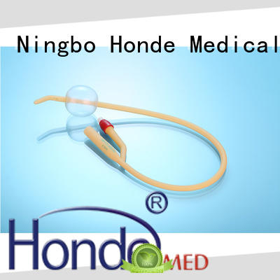 Honde hddis034s latex foley catheter for Female for laboratory