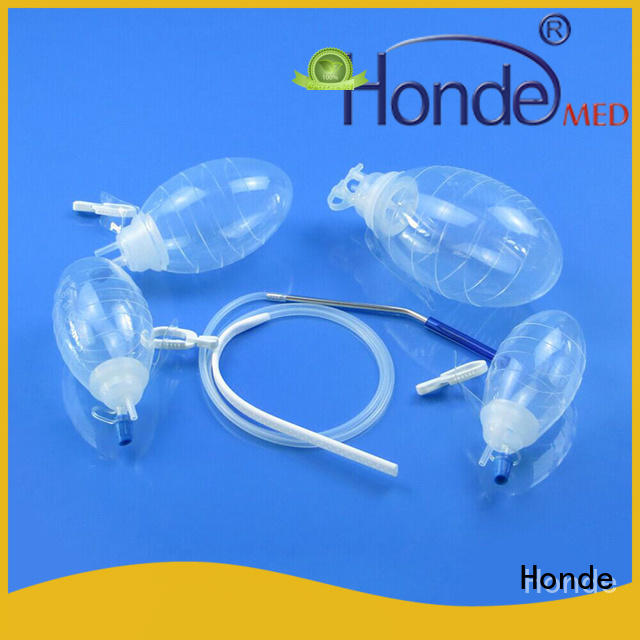 Silicone Closed Wound Drainage System