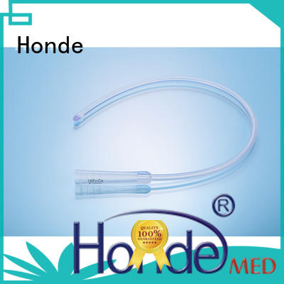 Silicone Nelaton Catheter HD-DIS027-1