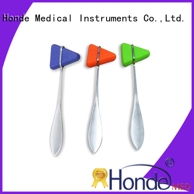 plastic knee hammer medical manufacture for laboratory Honde