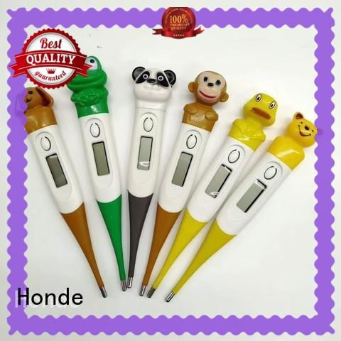 Honde tip medical thermometer manufacturers for hospital