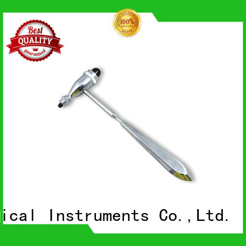 Custom percussion hammer buck for business for medical office