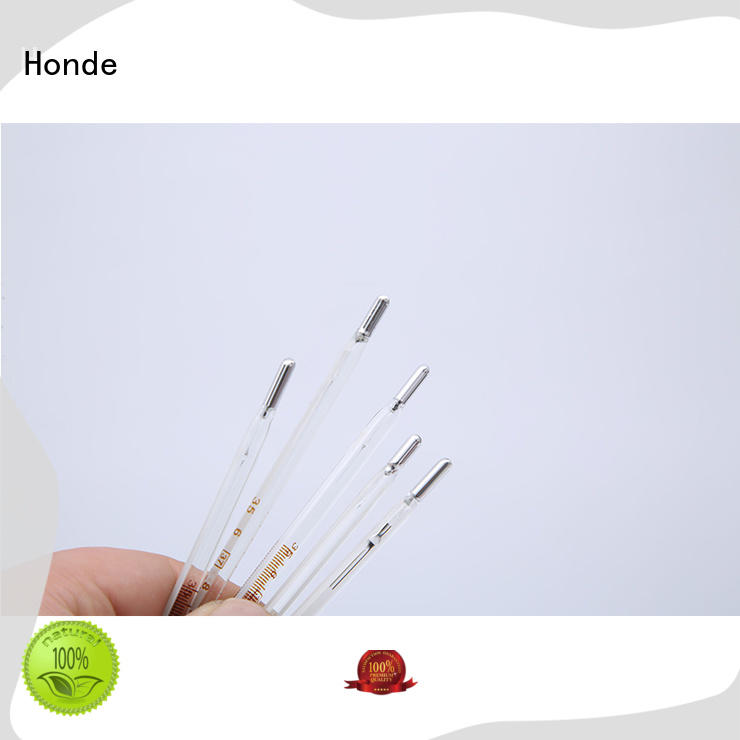 Honde Best medical mercury thermometer for business for medical office