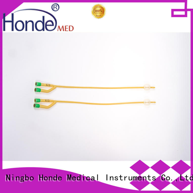 foley catheter supplies hddis025 for hospital Honde