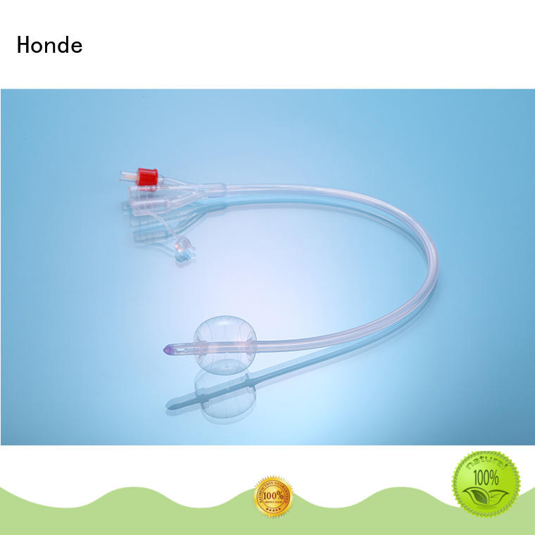 New latex foley catheter catheterenclosed factory for clinic