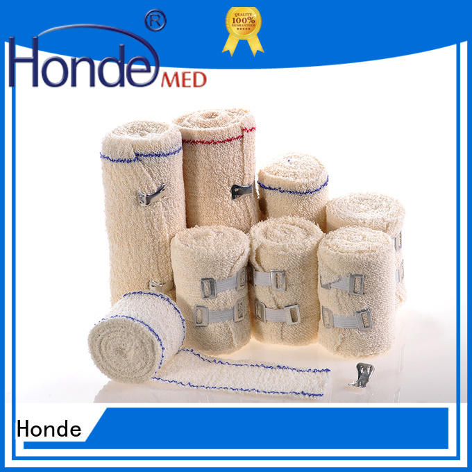 Honde natural wound dressing pads for patients medical office