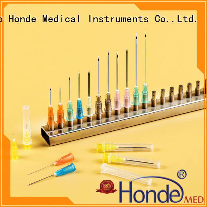 Disposable hypodermic needle HD-HYP009
