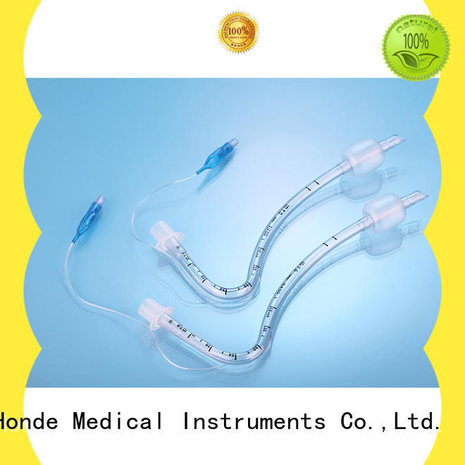 reinforced holder preformed endotracheal tube endotracheal Honde company