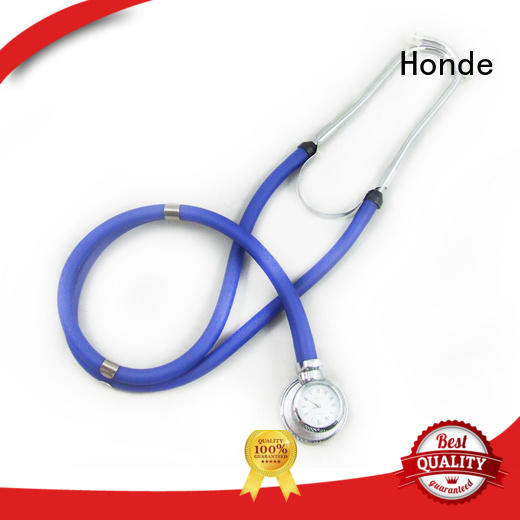Honde spring nurse stethoscope suppliers for laboratory