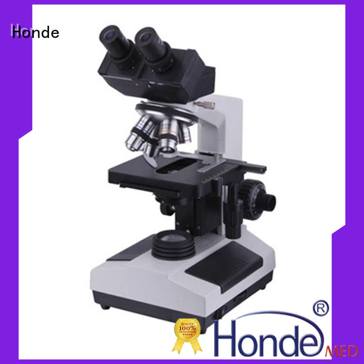 Latest microscope hdxsz107bn factory for hospital