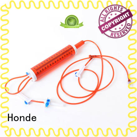 Honde professional hypodermic needle syringe supply for medical office