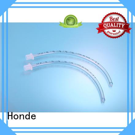 Honde Custom cuffed endotracheal tube supply for first aid