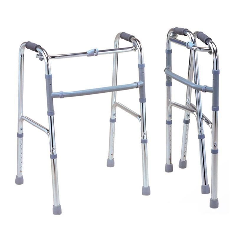 Aluminum movable Walker