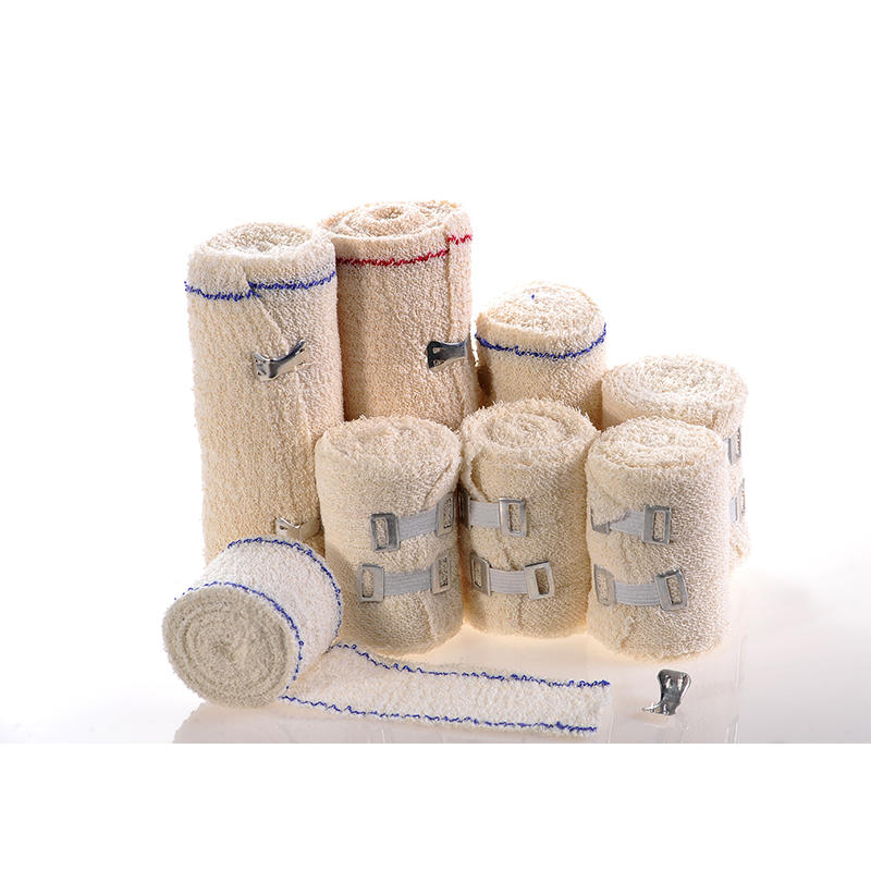 Natural cotton crepe bandage HD-DRS011