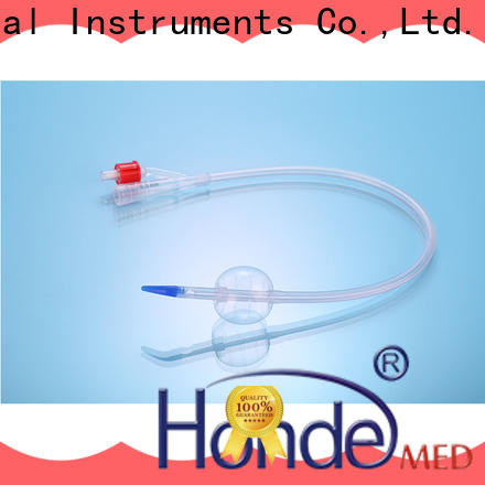 New silicone catheter way factory for clinic