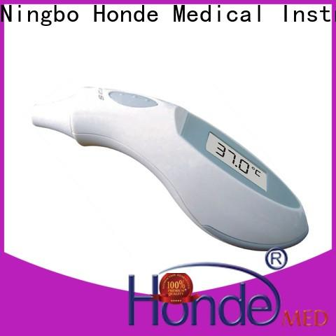 Honde Top glass thermometer manufacturers for medical office