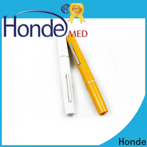 Best disposable penlight glucose suppliers for medical office