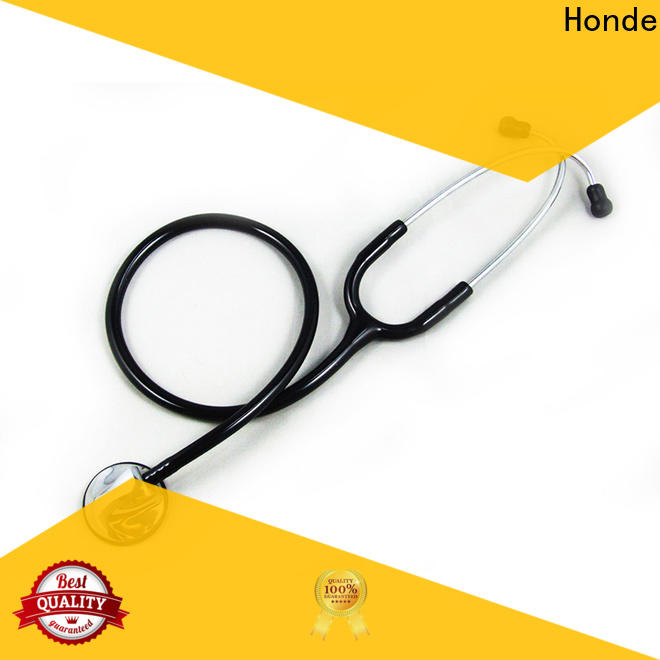 Honde stainless nurse stethoscope manufacturers for first aid