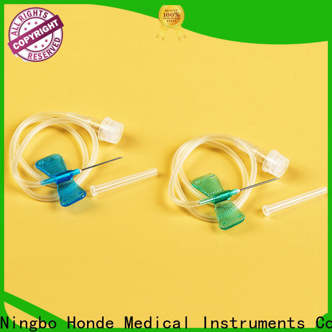 Honde hypodermic needle gauge suppliers