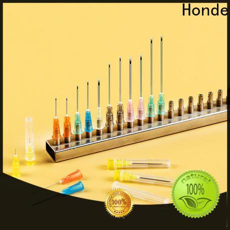 Honde Custom safety hypodermic needle company for hospital