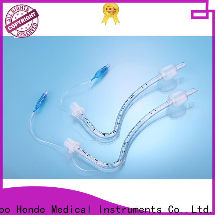 Honde Latest nasal endotracheal tube for business for laboratory