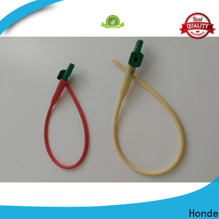 High-quality 3 way catheter silicone supply for hospital