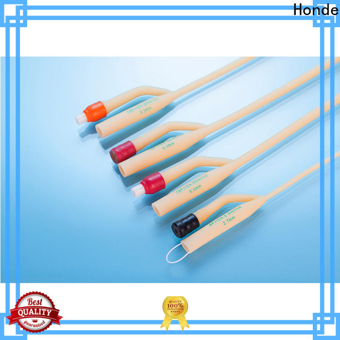 Honde Custom foleys catheter company for hospital