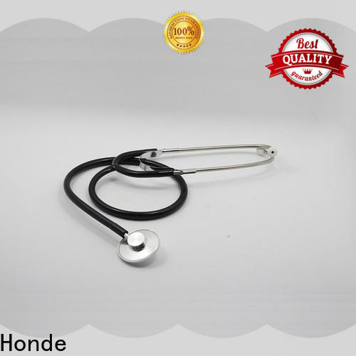 Honde ii medical stethoscope manufacturers for clinic