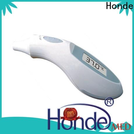 Honde rectal glass thermometer suppliers for hospital